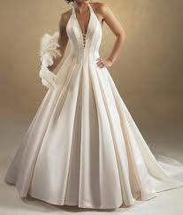 Cheap wedding gown
