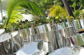 Caiso SteelBand presents Pan in the Tropics