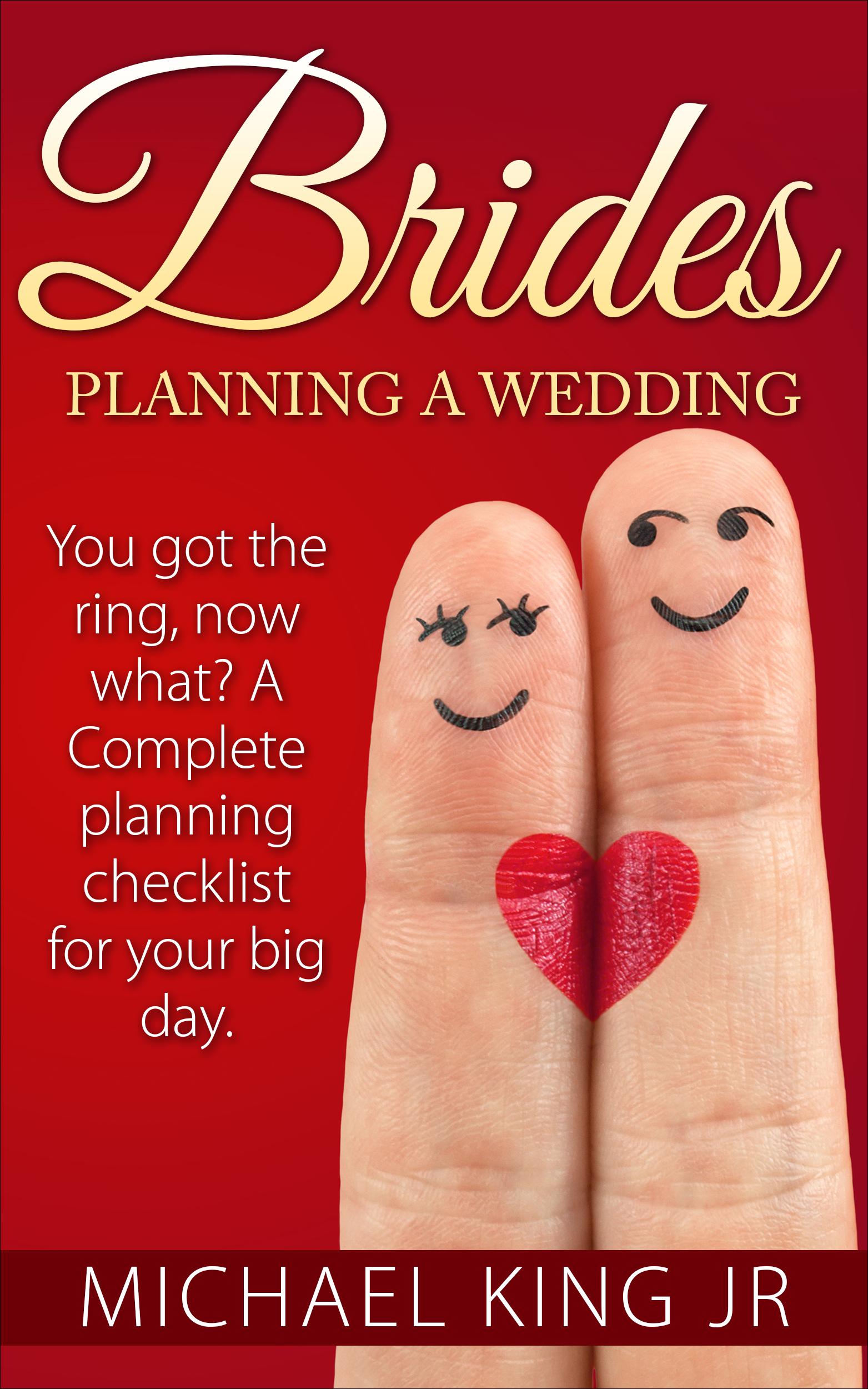 Brides planning a wedding