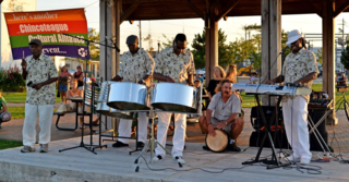 Caiso Steeldrum band