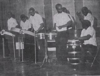 Howard University SteelBand_1965